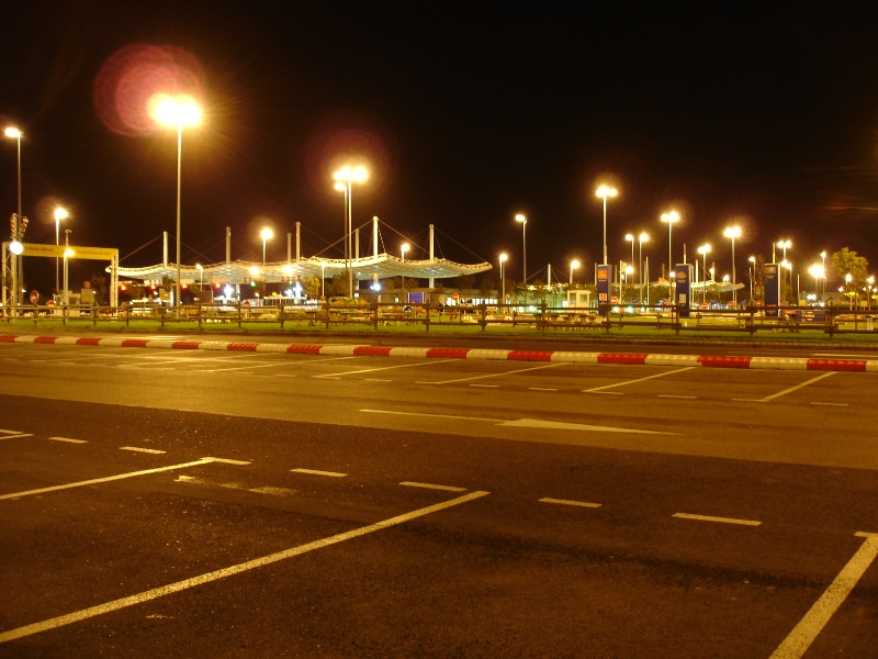 Calais once again. I just wanted to test my new camera so I took another night picture using my lovely tripod.